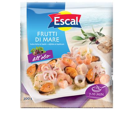 Frutti di Mare all'olio