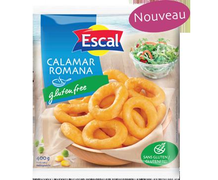 Calamar Romana Sans gluten