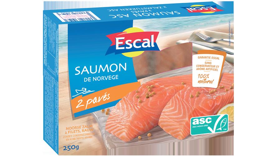 Saumon ASC