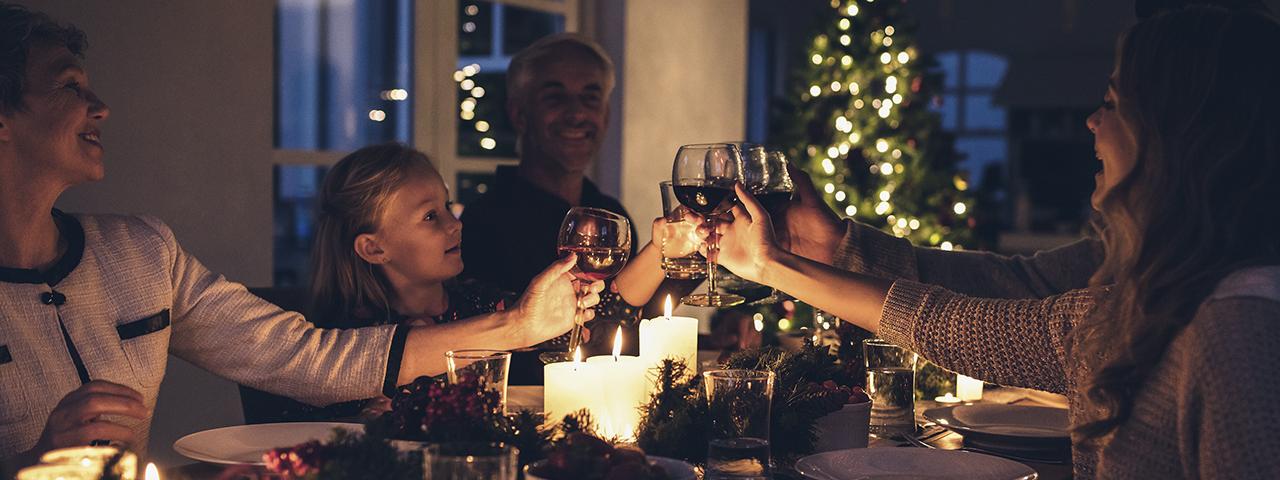 Nos idées recettes pour les fêtes de fin d'année