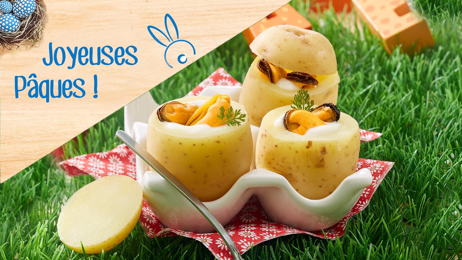 Les produits de la mer Escal pour les fêtes de Pâques